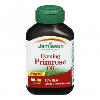 Jamieson Evening Primrose Oil 500 mg Bonus Pack