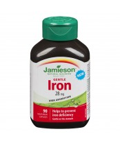 Jamieson Gentle Iron