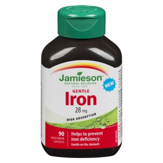 Jamieson Gentle Iron