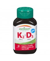 Jamieson K2+D3