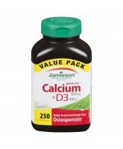 Jamieson Mega Cal Calcium + D3  Value Pack