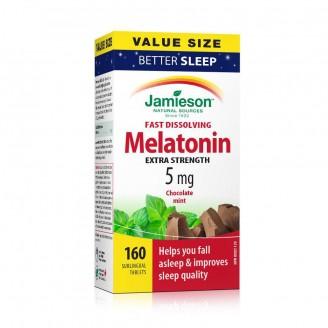 Jamieson Melatonin 5 mg Value Size