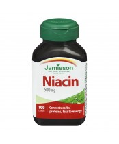 Jamieson Niacin 500 mg