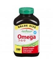 Jamieson Omega 3-6-9 Value Size