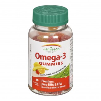 Jamieson Omega-3 Gummies