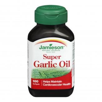 Jamieson Super Garlic Oil 1500mg