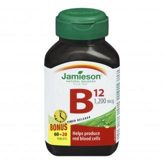 Jamieson Timed-Release Vitamin B 12 BONUS