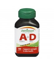 Jamieson Vitamin A&D Fortified