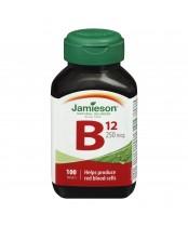 Jamieson Vitamin B12 250 mcg (Cobalamin)