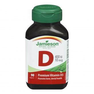 Jamieson Vitamin D 400 IU