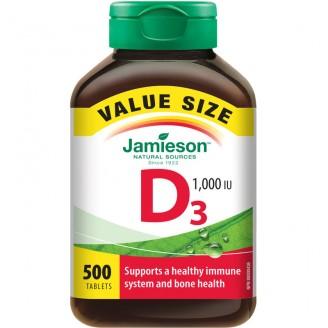Jamieson Vitamin D - Value Pack