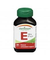 Jamieson Vitamin E 100 IU