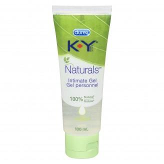 K-Y Natural Intimate Gel