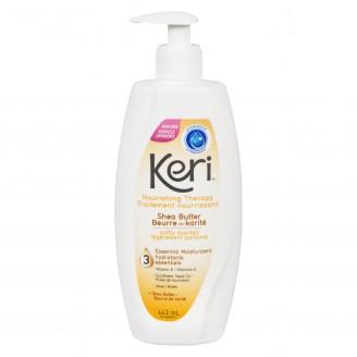 Keri Original Moisturizing Body Lotion Skin Therapy with Shea Butter