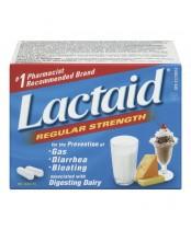 Lactaid Regular Strength Tablets