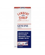 Lambert Syrup Genuine Formula Cough Syrup