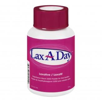 Lax-A-Day Polyethylene Glycol 3350 Laxative Powder