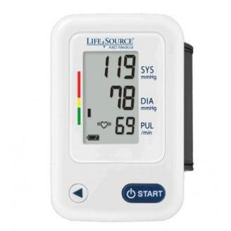 Life Source Essential Wrist Blood Pressure Monitor