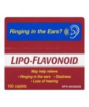 Lipo-Flavonoid Ear Health Supplement Capsules