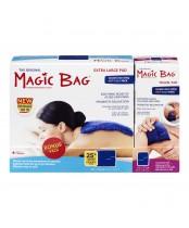 Magic Bag Hot & Cold Pack Extra Large Pad + Travel Pad Bonus Pack