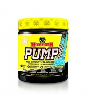 Mammoth Pump Blue Raspberry