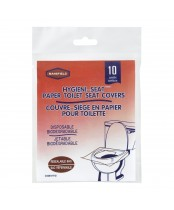 Mansfield Hygieni-Seat Paper Toilet Seat Covers
