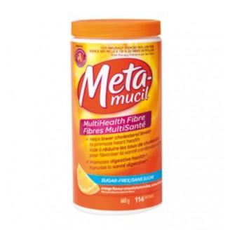 Metamucil 3 in 1 MultiHealth Fibre Supplement Powder