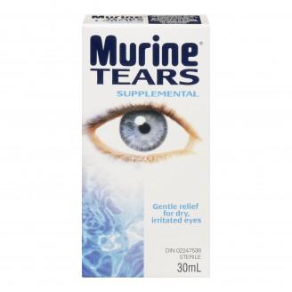 Murine Tears Supplemental Drops