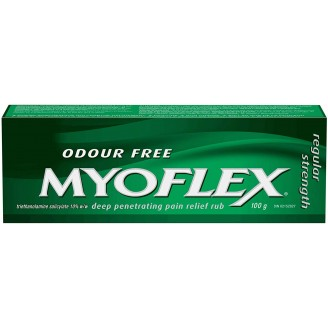 Myoflex Regular Strength Tube