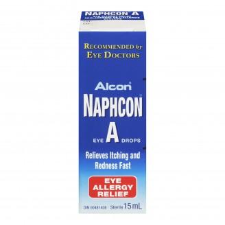 Naphcon-A Allergy Relief Eye Drops