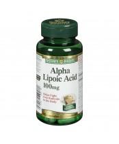 Nature's Bounty ALA (Alpha Lipoic Acid)
