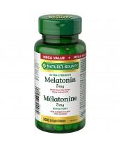 Nature's Bounty Extra Strength Melatonin