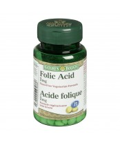 Nature's Bounty Folic Acid