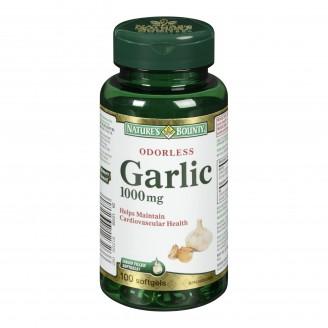 Nature's Bounty Odourless Garlic