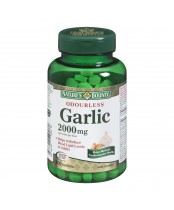 Nature's Bounty Odourless Garlic Tablets