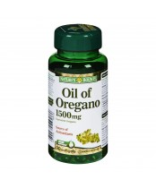 Nature's Bounty Oil of Oregano Liquid Softgels