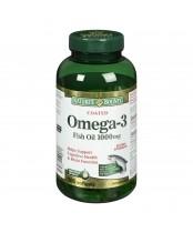 Nature's Bounty Omega-3 Fish Oil