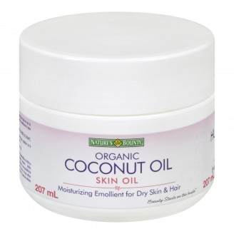 Nature's Bounty Organic Coconut Oil Skin Oil
