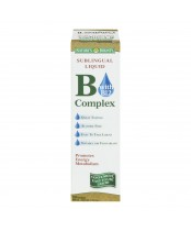 Nature's Bounty Sublingual Liquid B Complex