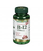 Nature's Bounty Sublingual Vitamin B12