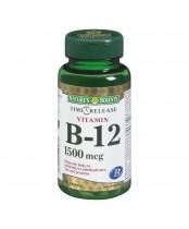 Nature's Bounty Vitamin B-12 Tablets