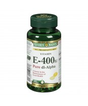 Nature's Bounty Vitamin E