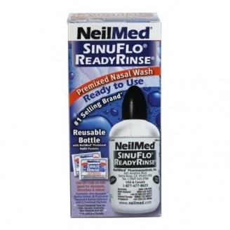 NeilMed SinuFlo ReadyRinse Premixed Nasal Wash