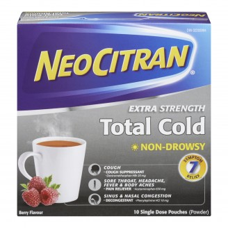 NeoCitran Total Cold Relief Powder