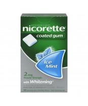 Nicorette Coated Gum