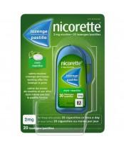 Nicorette Lozenges 2mg Mint 20's