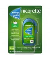 Nicorette Lozenges 4mg Mint 20's