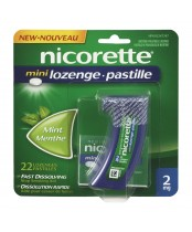 Nicorette Mini Lozenges