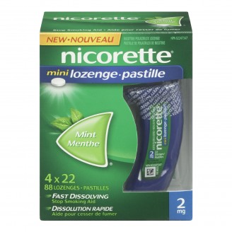 Nicorette Mini Lozenges