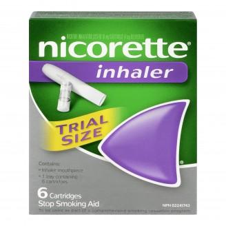 Nicorette Trial Size Inhaler